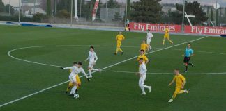 Real Madrid - Alcorcón